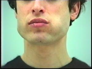 Untitled, 1993. Video still.