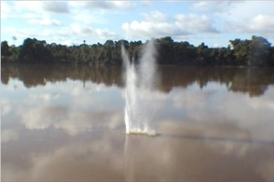 Río (River), 2005. Video still.
